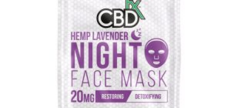CBDfx launches new CBD balms, face masks
