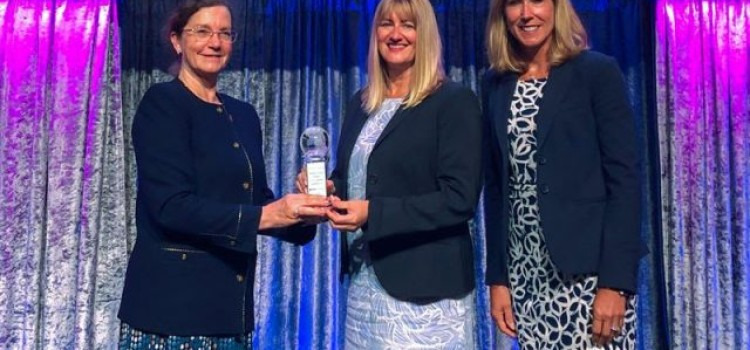 Novartis and Sandoz honored with Power of Partnership Award