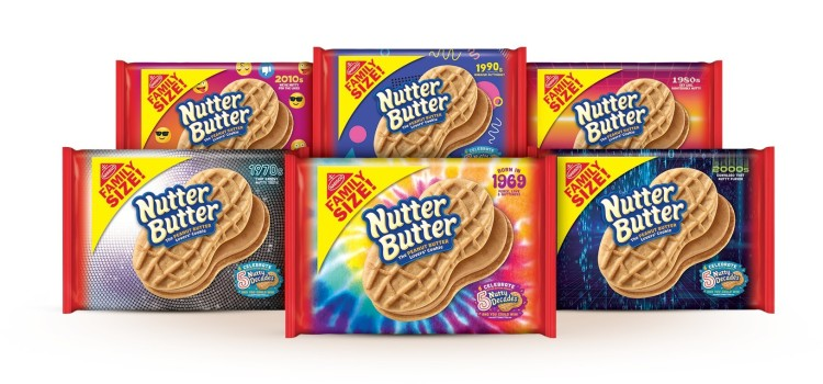 Nutter Butter cookie celebrates 50ᵗʰ birthday with special events