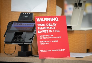 CVS installs time delay safes in all its Michigan pharmacies
