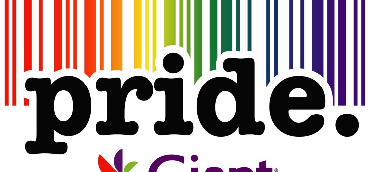 Giant Food unveils new rainbow logo for Pride Month