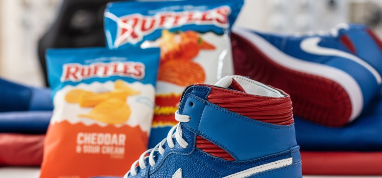 NBA All-Star Anthony Davis signs first-ever 'Chip Deal' with Ruffles