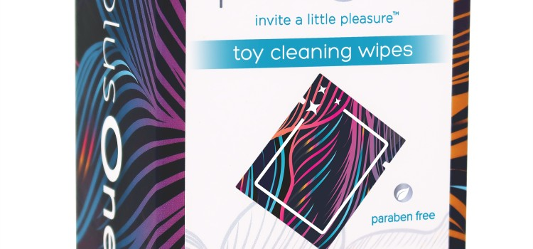 PlusOne adds personal lubricant and toy cleaning wipes to product line