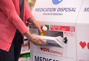 CVS expands safe medication disposal program in Ohio