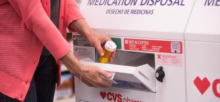 CVS expands safe medication disposal program in Ohio