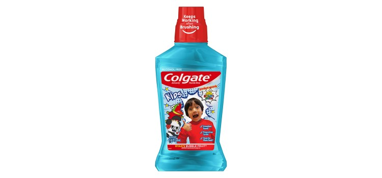 Colgate launches new kids line with Ryan's World