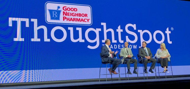 At ThoughtSpot 2019, Good Neighbor Pharmacy unveils tools that empower independent pharmacists