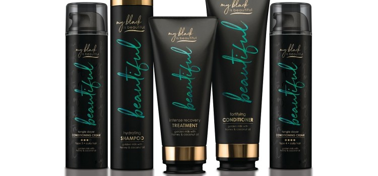 P&G's My Black is Beautiful platform launches a new hair care line in partnership with Sally Beauty