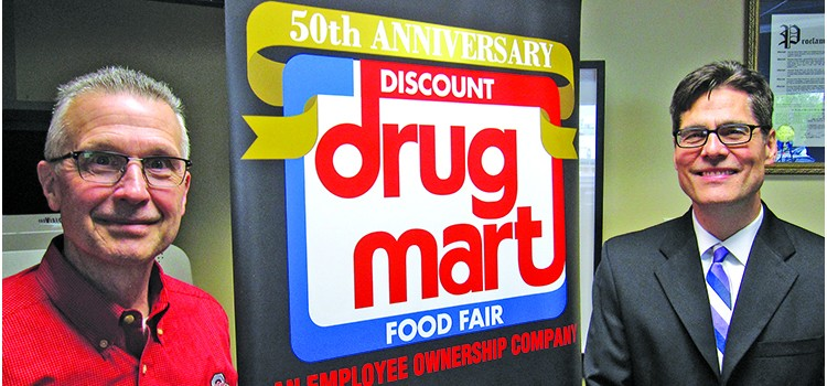 Discount Drug Mart saves you the runaround