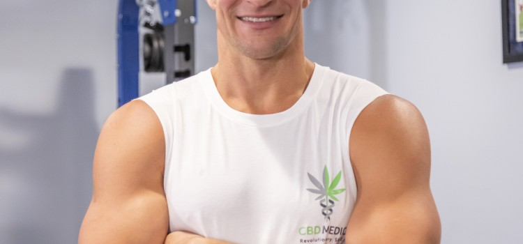 Rob Gronkowski becomes an advocate for CBD and partners with Abacus Health Products