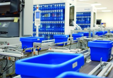 Delivering improved outcomes with central fill technology