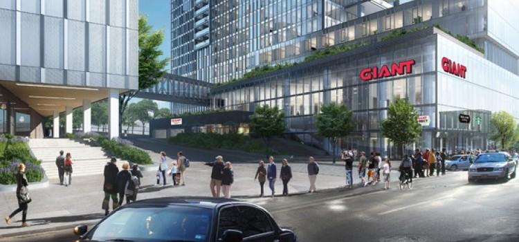 GIANT plans flagship supermarket in Philadelphia