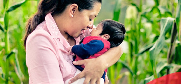 Kimberly-Clark and UNICEF team to help babies and young children in Latin America and the Caribbean