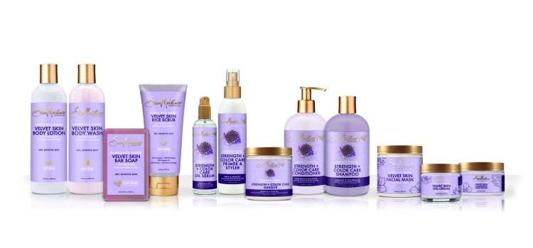 SheaMoisture rolls out Purple Rice Water collection
