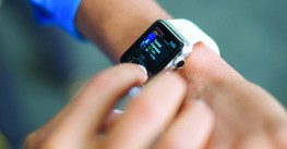 Wearable technology is a key driver in the growth of mobile health