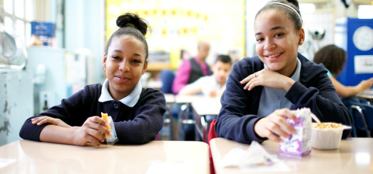 Kellogg, No Kid Hungry team again to expand school breakfast programs