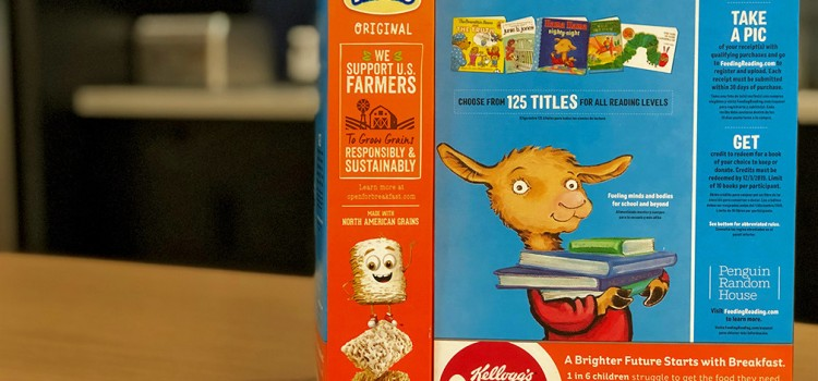 Kellogg's committed to making a difference