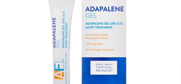 AcneFree launches their Adapalene gel retinoid acne treatment