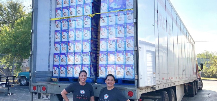 Kimberly-Clark, Huggies deliver for parents and babies in need during National Diaper Need Awareness Week
