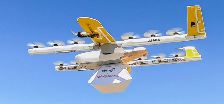 Walgreens to test drone delivery