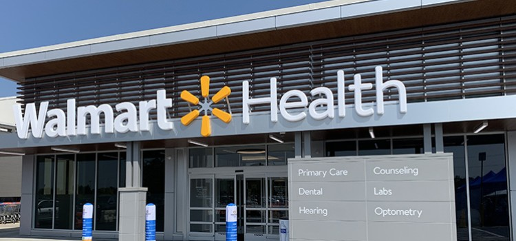 Walmart pilot seeks to shift the health care paradigm