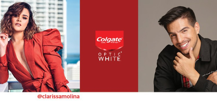 Colgate Optic White Café to serve white smiles at Hispanicize LA 2019