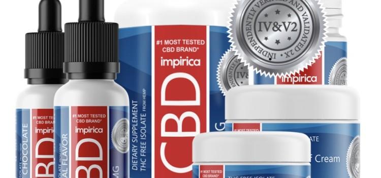 Eagle Labs launches impirica CBD brand