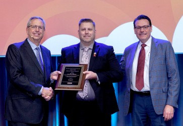 Steve Moore honored as Independent Pharmacist of the Year