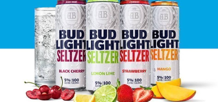 Bud Light Seltzer to be available Q1 of 2020