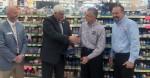 Congressman Gibbs discusses DIR, celebrates Discount Drug Mart's 50th