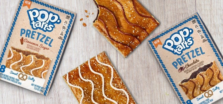 Pop-Tarts launching new Pop-Tarts Pretzel
