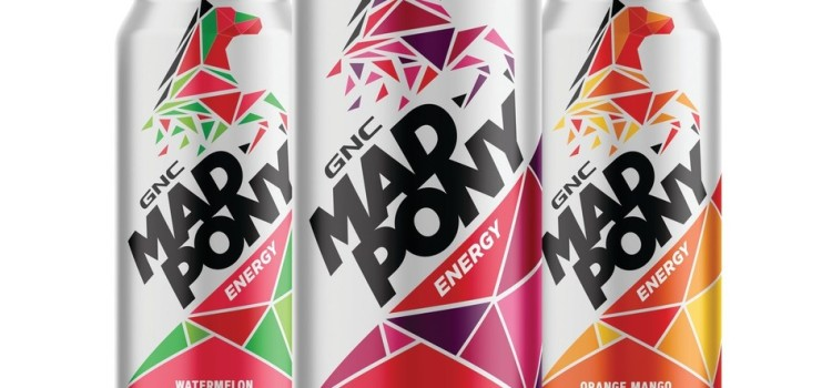 GNC launches new Mad Pony Energy drink