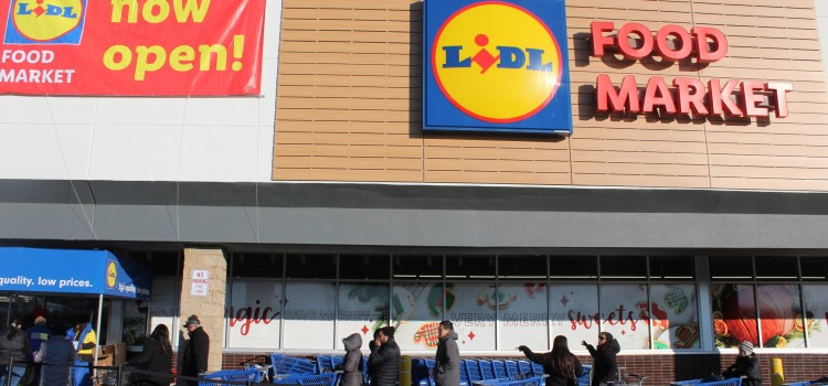Lidl opens third store on Long Island