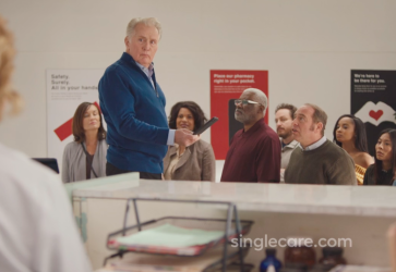 SingleCare teams with Martin Sheen on Rx pricing TV campaign