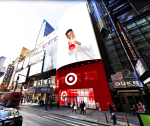 Target to open new small-format store in Times Square