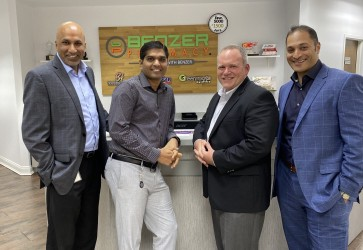 Benzer Pharmacy Group and QualityCare Pharmacies ink deal