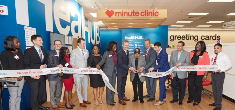 CVS debuts HealthHUB locations to serve greater Houston community