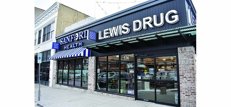 Lewis Drug named Regional Chain of the Year