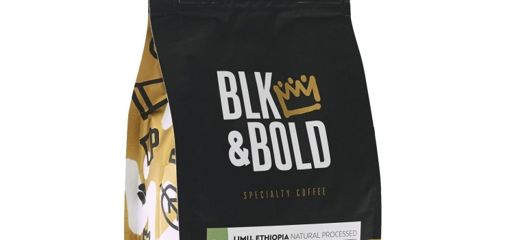 BLK & Bold Specialty Beverages teams with Target