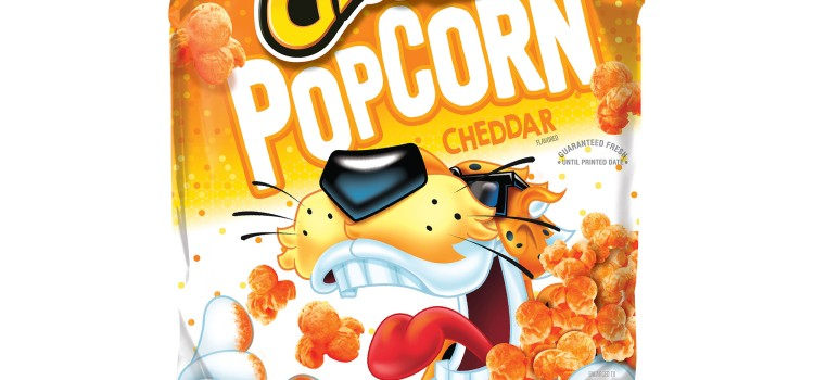 Cheetos pops into the new year with launch of Cheetos Popcorn