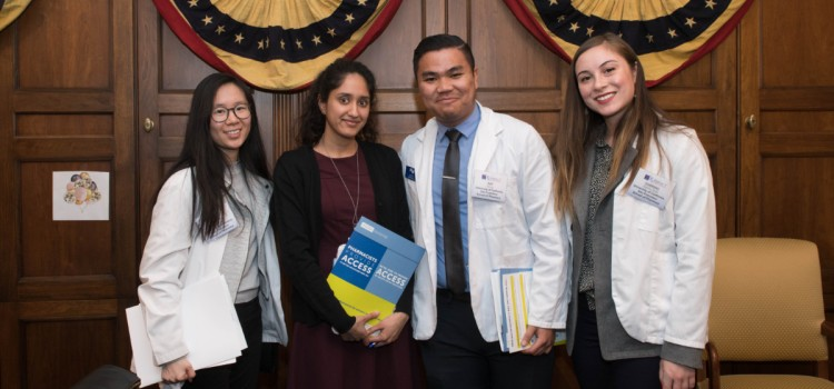 Next generation of Rx students turning out for NACDS RxIMPACT Day