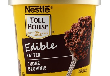 Nestlé Toll House unveils new edible cookie doughs
