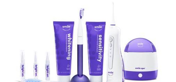 SmileDirectClub launches new line of oral care products at Walmart