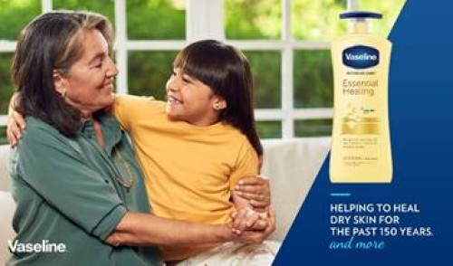 Vaseline launches new campaign to celebrate 150 years of healing