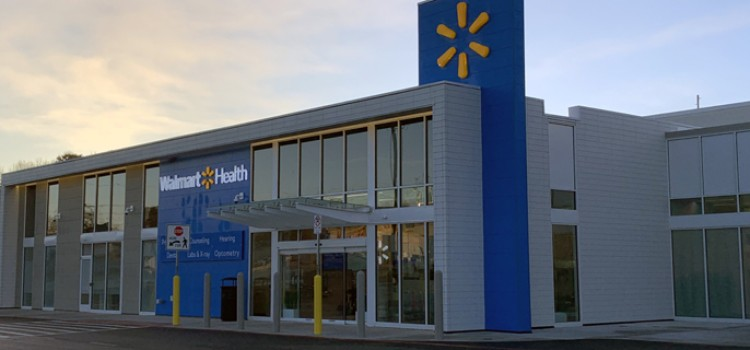 Second Walmart Heath center opens