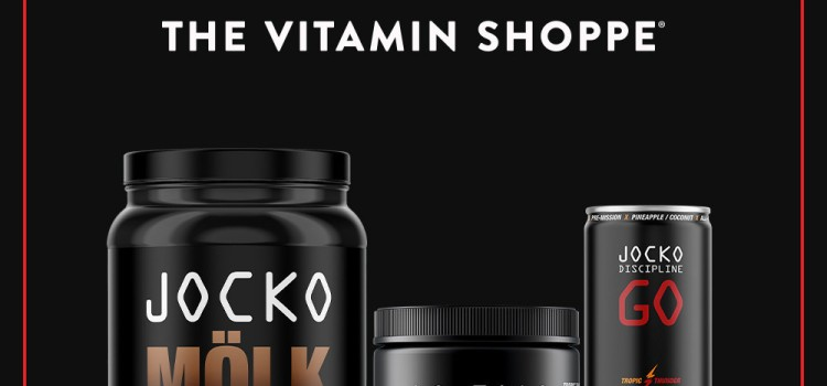 The Vitamin Shoppe launches Jocko Fuel
