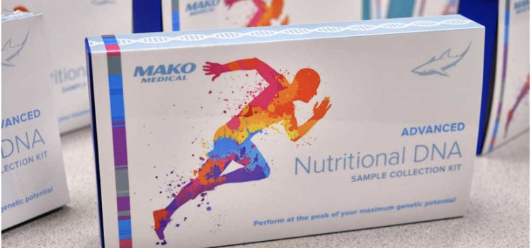 Mako Medical launches new DNA test to tackle nutrition
