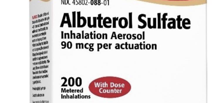Perrigo, Catalent get FDA approval of Perrigo's AB-rated generic of ProAir HFA
