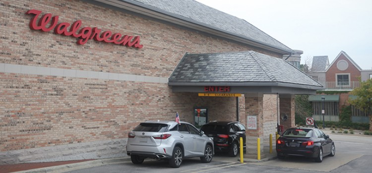 Walgreens expands drive-thru services