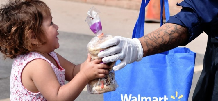 Walmart commits $25 million to global COVID-19 response effort